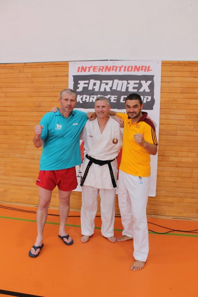 Farmex karate camp 2017 - 14. ročník